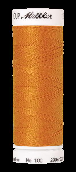Nähgarn 200 Meter, Farbe:0121, Amann Seralon, Polyester