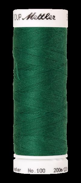 Nähgarn 200 Meter, Farbe:0909, Amann Seralon, Polyester