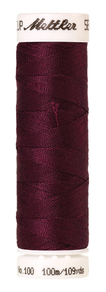 Nähgarn 100 Meter, Farbe:0108, Amann Seralon, Polyester