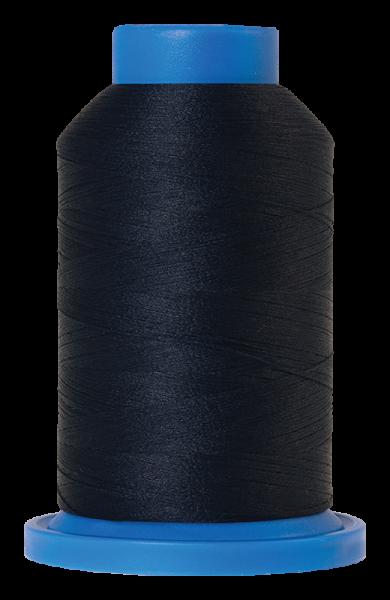 Bauschgarn 1000Meter, Seraflock, grau-blau, Farbe: 0805