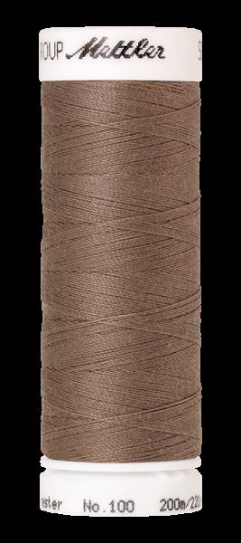 Nähgarn 200 Meter, Farbe:1228, Amann Seralon, Polyester