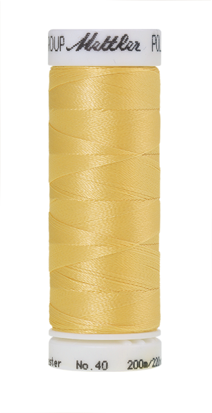 Stickgarn 200 Meter, Farbe:0640, Amann Poly Sheen