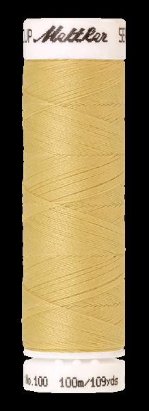 Nähgarn 100 Meter, Farbe:0114, Amann Seralon, Polyester