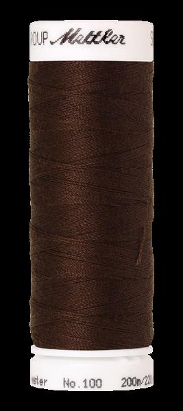Nähgarn 200 Meter, Farbe:1224, Amann Seralon, Polyester