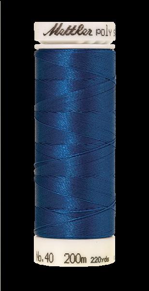 Stickgarn 200 Meter, Farbe:3902, Amann Poly Sheen