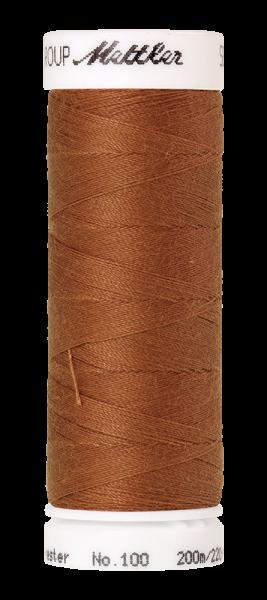 Nähgarn 200 Meter, Farbe:0899, Amann Seralon, Polyester