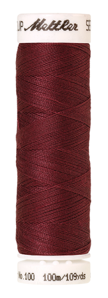Nähgarn 100 Meter, Farbe:0639, Amann Seralon, Polyester