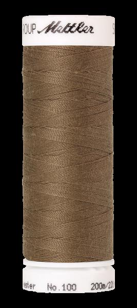 Nähgarn 200 Meter, Farbe:1456, Amann Seralon, Polyester