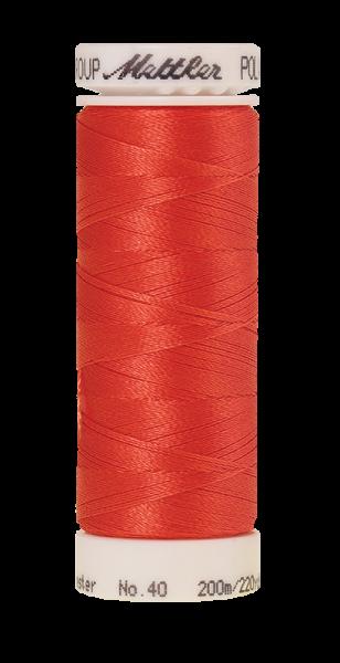 Stickgarn 200 Meter, Farbe:1701, Amann Poly Sheen