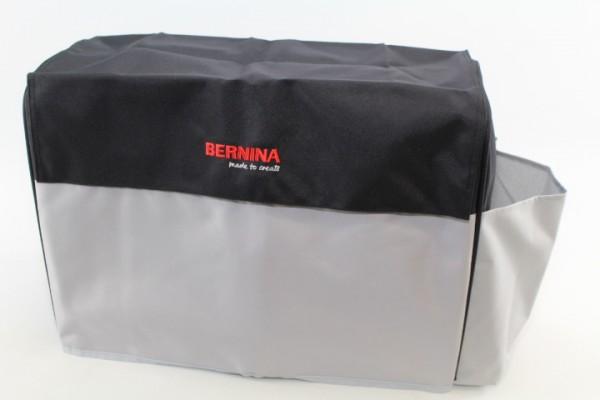 Original Bernina Staubschutzhaube (grau/schwarz) für die 5er Serie