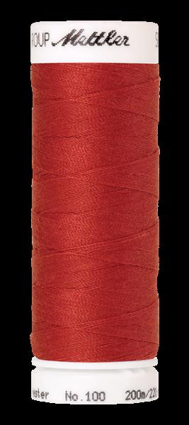 Nähgarn 200 Meter, Farbe:0501, Amann Seralon, Polyester