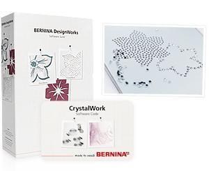 Bernina CrystalWork Komplett-Set: Software + Access-code + Tool