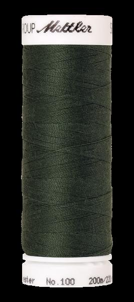 Nähgarn 200 Meter, Farbe:0627, Amann Seralon, Polyester