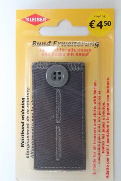 Bund - Erweiterung grau mit Knopf
