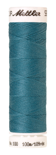 Nähgarn 100 Meter, Farbe:0722, Amann Seralon, Polyester