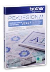Upgrade: PE-Design 10 auf PE-Design 11