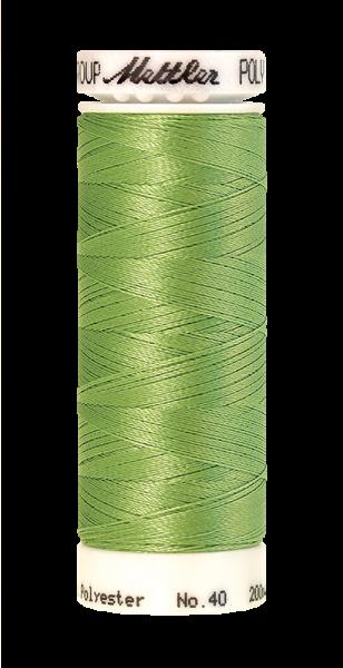 Stickgarn 200 Meter, Farbe:5822, Amann Poly Sheen