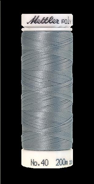 Stickgarn 200 Meter, Farbe:3750, Amann Poly Sheen
