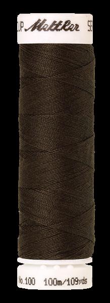 Nähgarn 100 Meter, Farbe:0523, Amann Seralon, Polyester