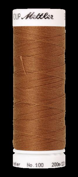 Nähgarn 200 Meter, Farbe:0174, Amann Seralon, Polyester