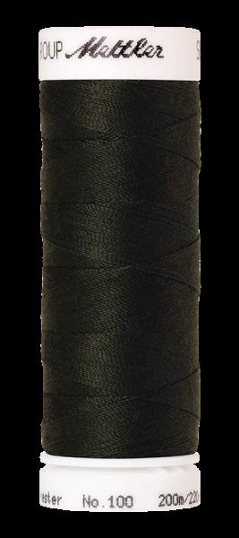 Nähgarn 200 Meter, Farbe:0554, Amann Seralon, Polyester