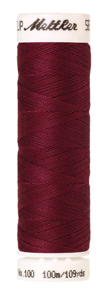 Nähgarn 100 Meter, Farbe:0869, Amann Seralon, Polyester