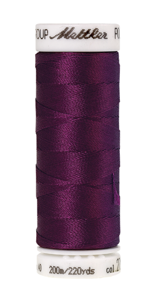 Stickgarn 200 Meter, Farbe:2711, Amann Poly Sheen