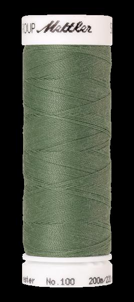 Nähgarn 200 Meter, Farbe:0646, Amann Seralon, Polyester