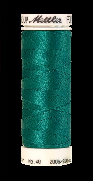 Stickgarn 200 Meter, Farbe:5101, Amann Poly Sheen