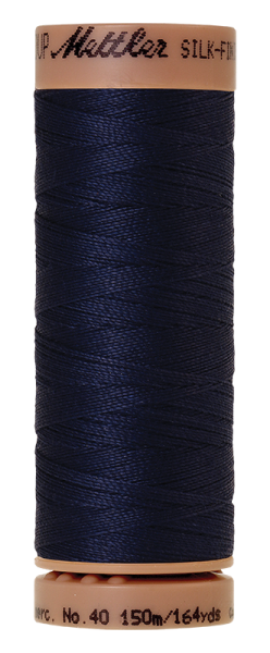 Nähgarn 150 Meter, Farbe:0825, Mettler Quilting, Baumwolle, 10erPack