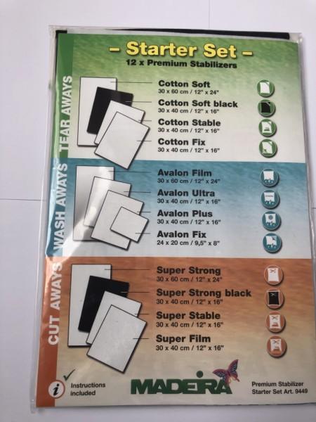 Madeira Starter Set Cotton / Avalon / Super