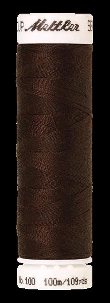 Nähgarn 100 Meter, Farbe:1224, Amann Seralon, Polyester