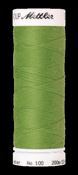 Nähgarn 200 Meter, Farbe:0092, Amann Seralon, Polyester