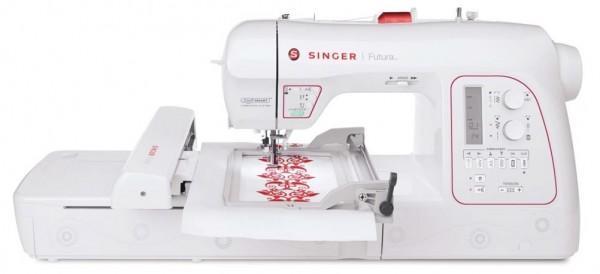 Stickmaschine Singer Futura XL-580