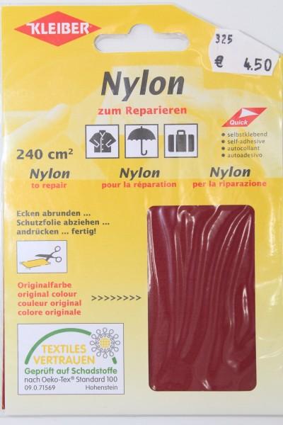 Nylon zum reparieren dunkelrot