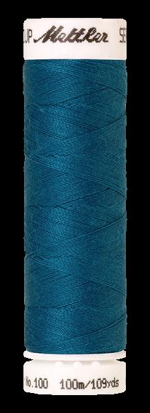 Nähgarn 100 Meter, Farbe:0692, Amann Seralon, Polyester