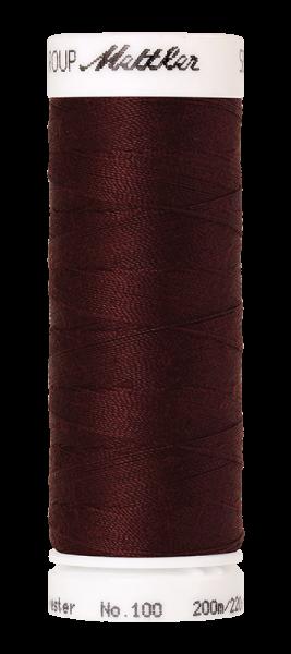 Nähgarn 200 Meter, Farbe:0166, Amann Seralon, Polyester