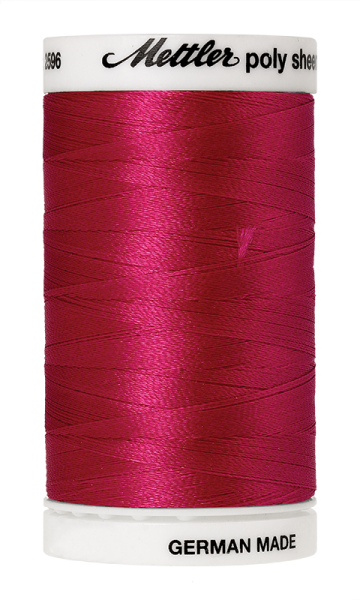 Stickgarn 800 Meter, Farbe:2320, Amann Poly Sheen