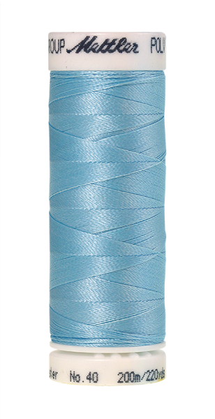 Stickgarn 200 Meter, Farbe:3962, Amann Poly Sheen