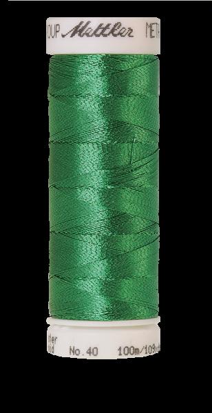 METALLIC grün (100 meter)