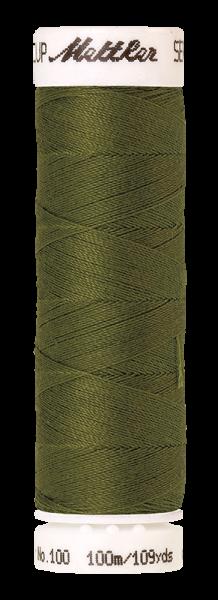 Nähgarn 100 Meter, Farbe:0882, Amann Seralon, Polyester