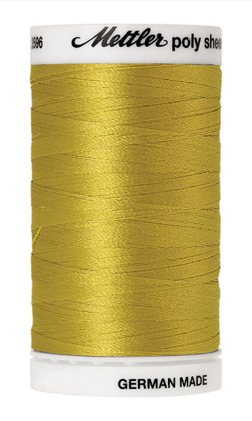 Stickgarn 800 Meter, Farbe:0221, Amann Poly Sheen
