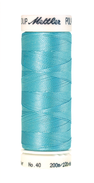 Stickgarn 200 Meter, Farbe:4430, Amann Poly Sheen
