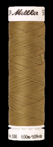 Nähgarn 100 Meter, Farbe:0858, Amann Seralon, Polyester