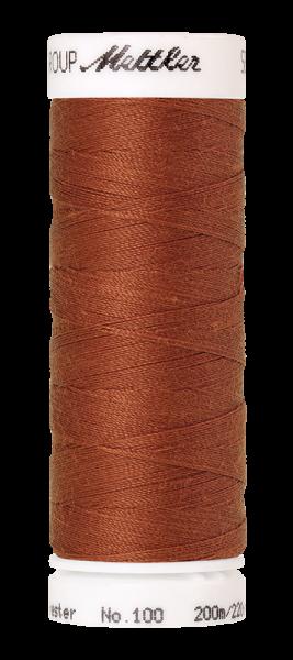 Nähgarn 200 Meter, Farbe:1054, Amann Seralon, Polyester