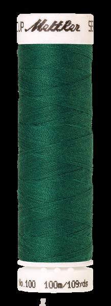 Nähgarn 100 Meter, Farbe:0909, Amann Seralon, Polyester