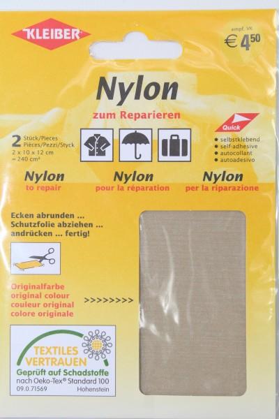Nylon zum reparieren hellgrau