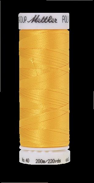 Stickgarn 200 Meter, Farbe:0506, Amann Poly Sheen