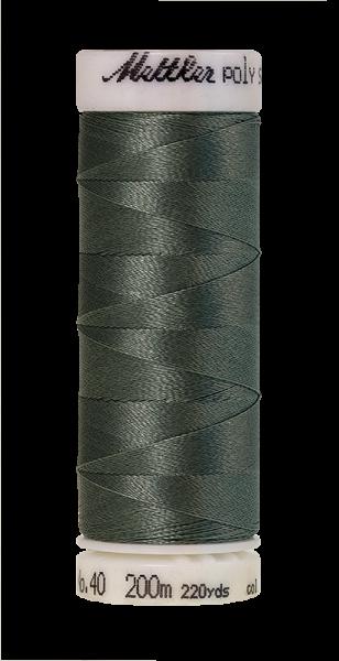 Stickgarn 200 Meter, Farbe:5552, Amann Poly Sheen
