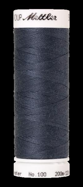 Nähgarn 200 Meter, Farbe:0311, Amann Seralon, Polyester